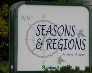 Seasons and Regions Seafood Restaurant