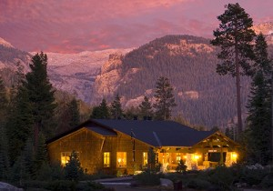 Wuksachi Lodge, Sequoia National Park